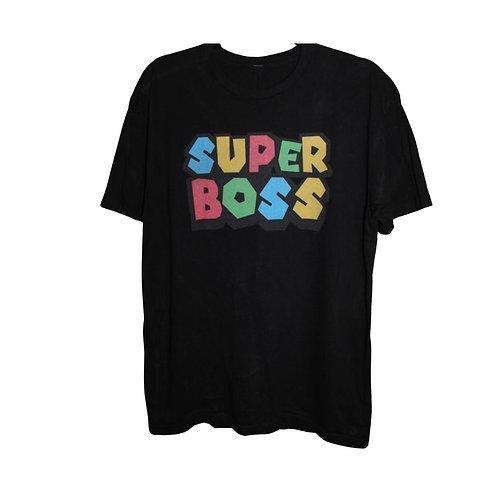Super Boss Graphic Tees (Unisex)