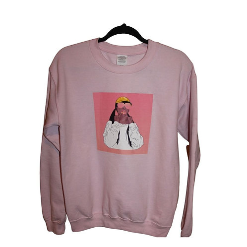 Bossed Up Crewneck Sweatshirt (Unisex)