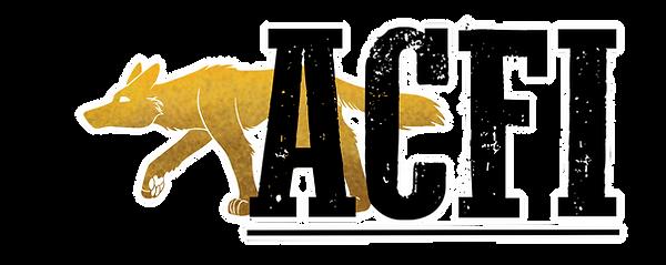 ACFI logo new yote white line transp BG.png