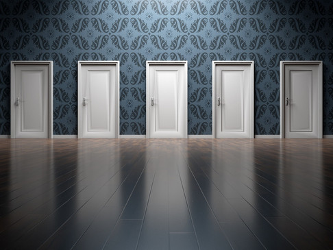 Choices: Which Door to Pick?