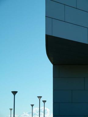 Architecture - Tiré à cinq épingles / Untranslatable pun