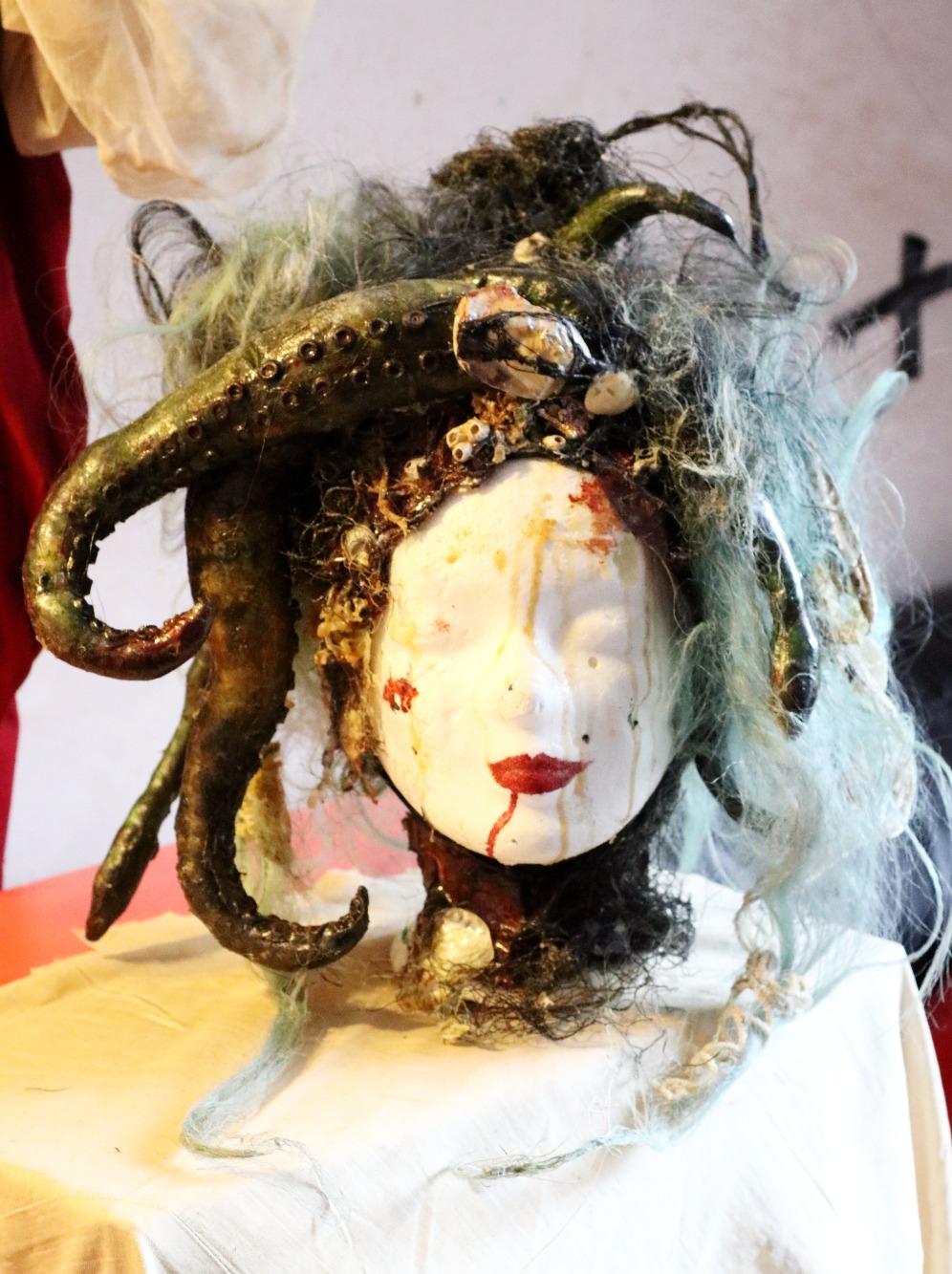 kraken costume