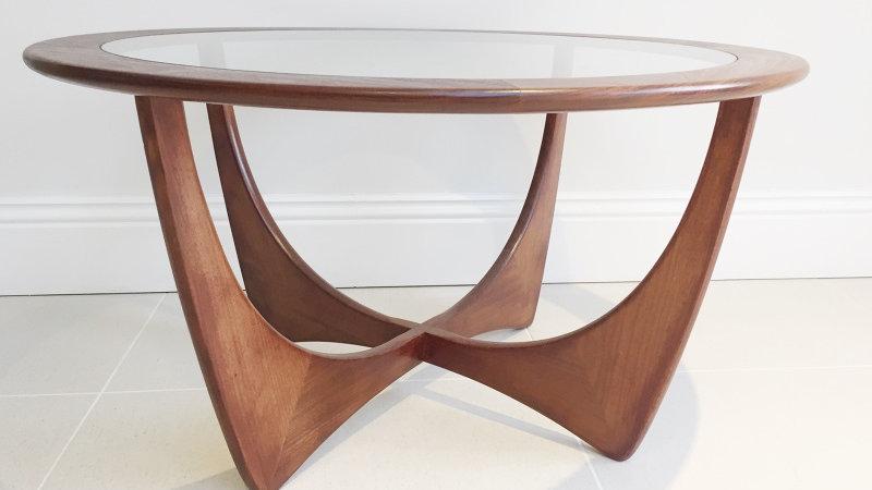 Mid Century Teak G Plan E Gomme Astro Coffee Table