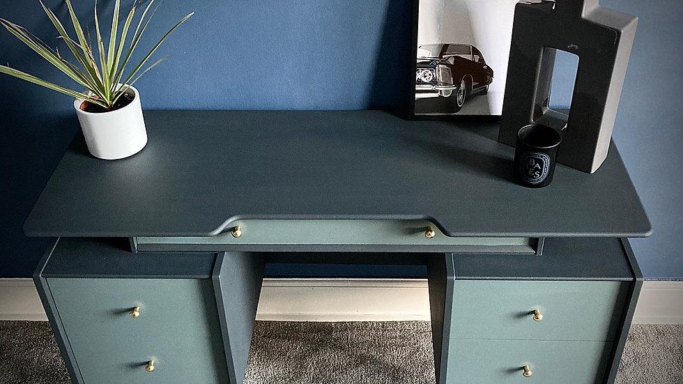 Mid Century G Plan Desk/Dressing Table