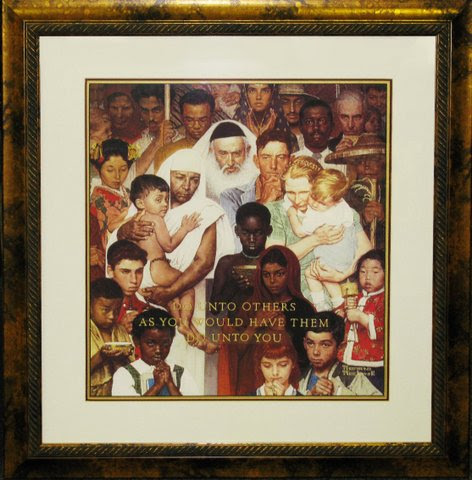 Golden Rule - Rockwell