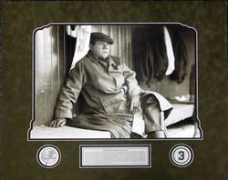 Babe Ruth - Dug Out