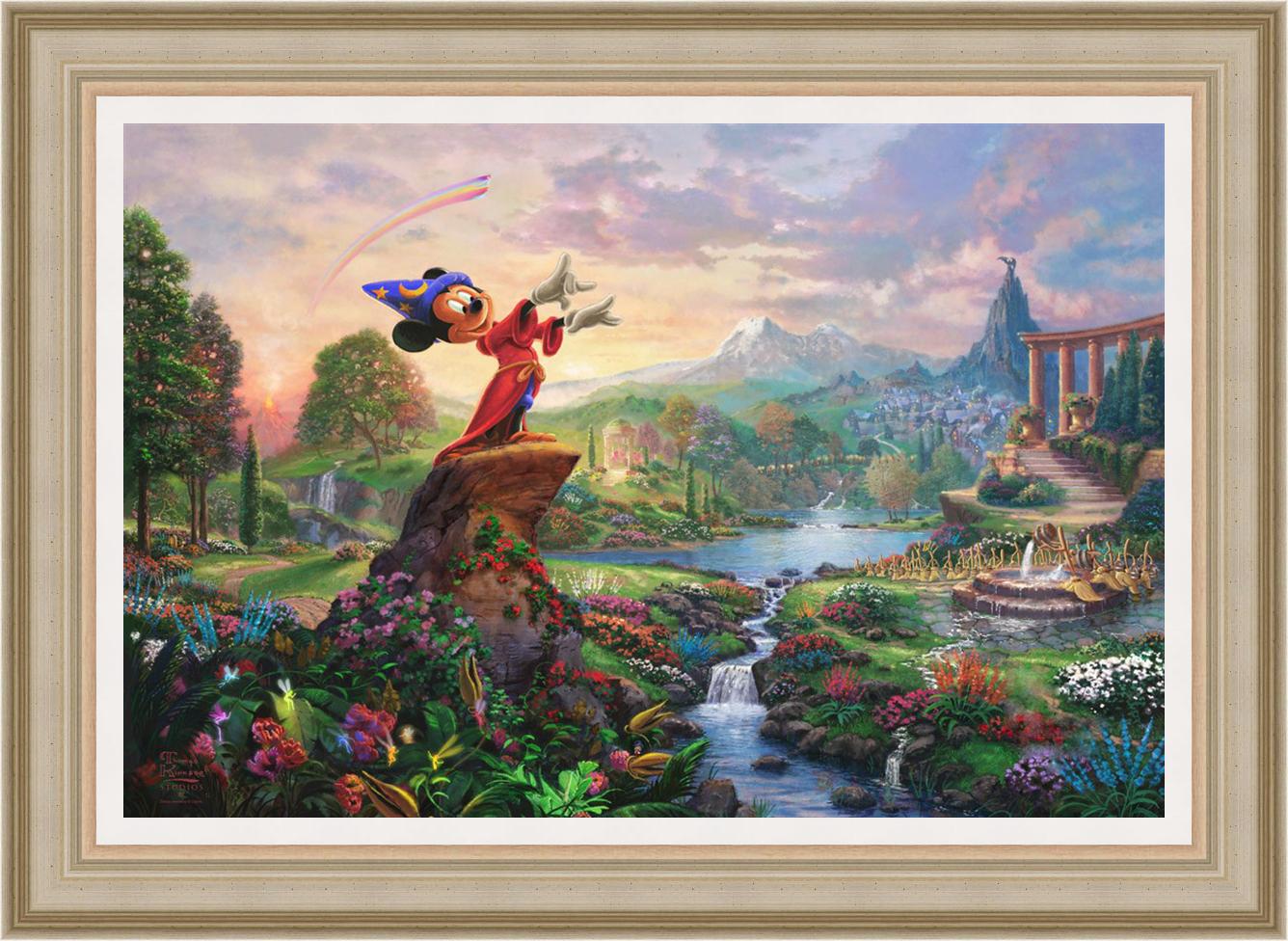 Thomas Kincade - Fantasia