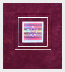 Agam Star of David