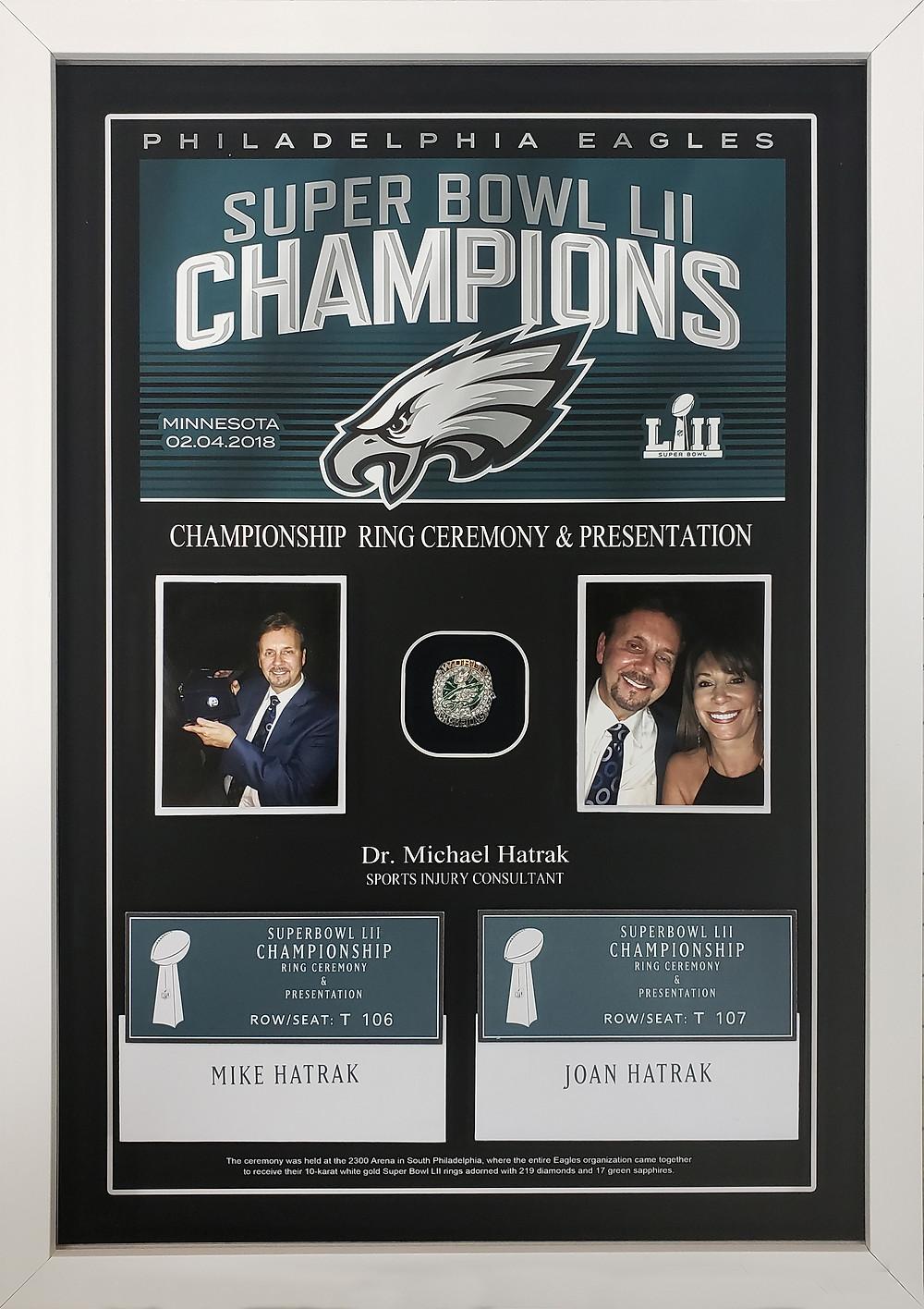 Philadelphia Eagles Championship