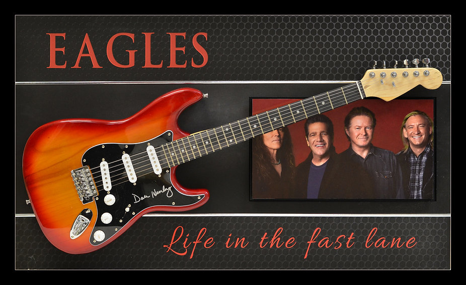Eagles - Don Henly - Life in the fast la