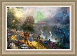 Thomas Kincade - Wizard of Oz