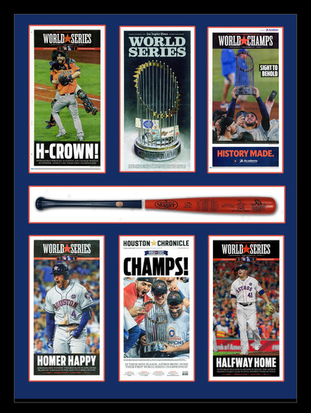 world  champs papers and bat framed.jpg