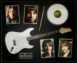 Beatles White Album Guitar Ringo Stick