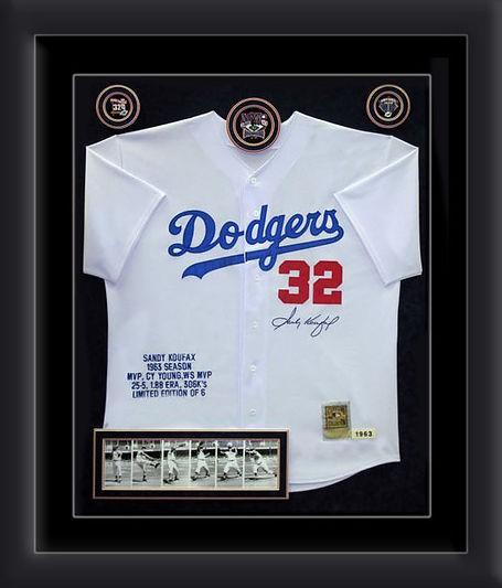 Sandy Koufax Dodgers Jersey