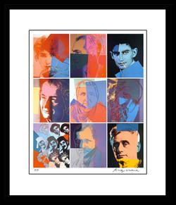 Andy Warhol Famous Jews