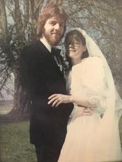 Wedding 5th April 1986