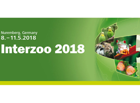 Interzoo 2018 Norimberga, la più grande fiera internazionale del settore per animali domestici