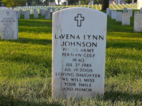 The Murder of Pfc LaVena Johnson – Part 3