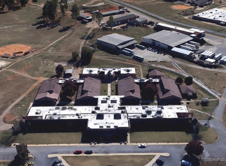 Did COVID-19 Start at the Talladega Federal Prison Camp?