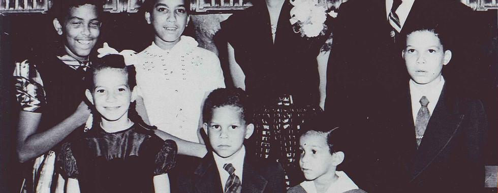 Lillian and Levi Watkins Family