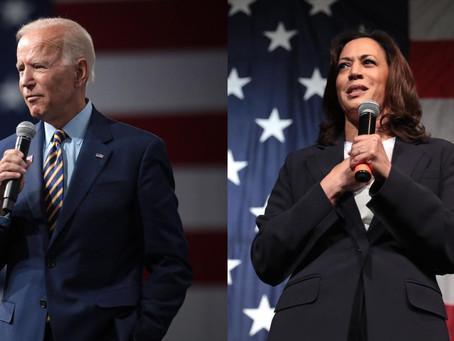 Independent Voters Should Choose Biden/Harris