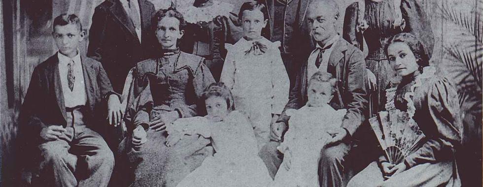 Olivia and William Carmichael Family