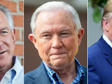 Tuberville v. Sessions: Campaigning in an Alternative Universe