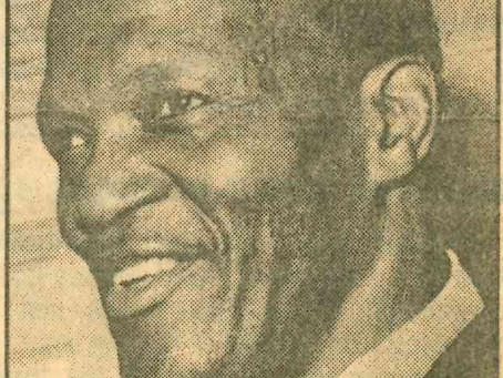 Mr. Ramus Rhodes Revisited: A Bigger Man Than I Ever Knew