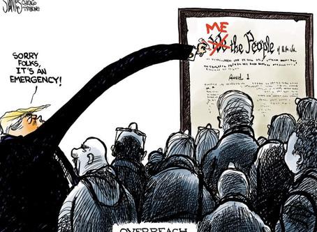 Trump-Style Democracy: Self-Interest Above National Interest