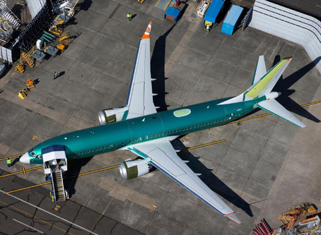 "Boeing: ""We are Truly Sorry"""