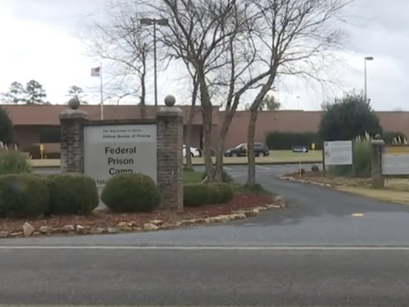 OIG Complaint Reports Widespread Corruption at the Talladega Federal Prison