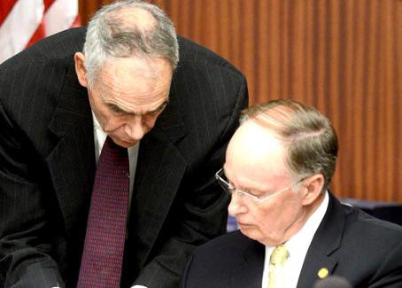 Executive Betrayal - Robert Bentley's Fleecing of Taxpayers and Donors – Part 3