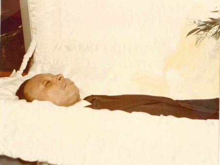 """We Done Shot the Wrong NIGGER"": The Bernard Whitehurst Story"
