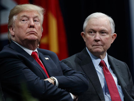 Will DOJ Indict Jeff Sessions for Perjury?