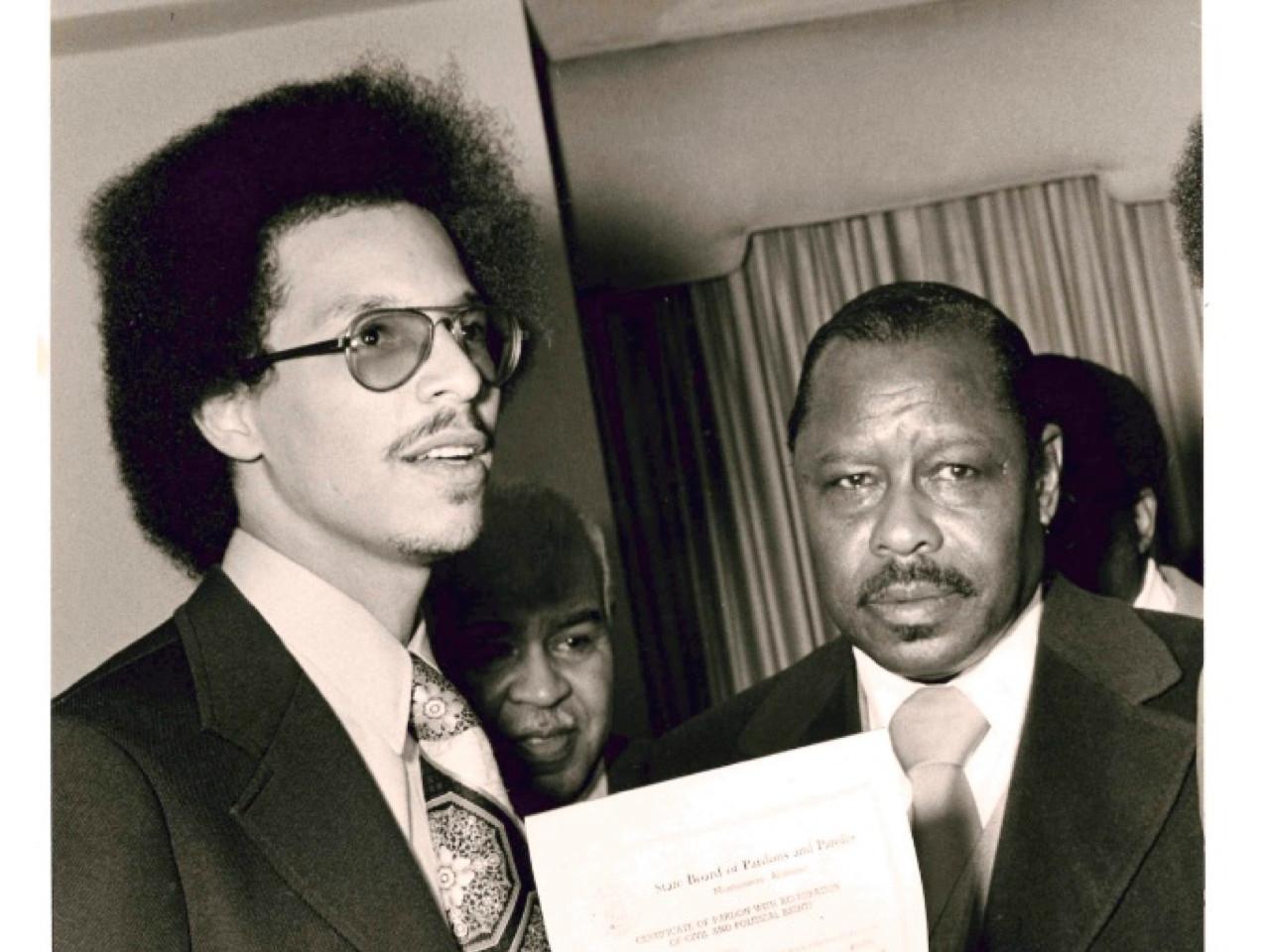 """Scottsboro Boy"" Clarence Norris Pardoned"