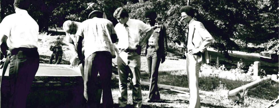 The Exhumation of Bernard Whitehurst