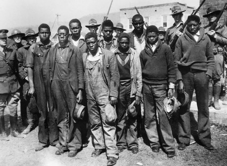"Clarence Norris: The ""Scottsboro Boy"" Who Never Stopped Fighting"