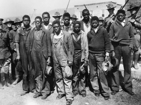 """Clarence Norris: The """"Scottsboro Boy"""" Who Never Stopped Fighting"""