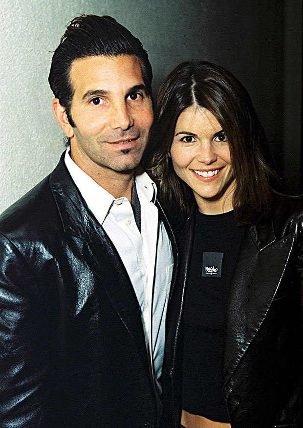 PHOTO: Lori Loughlin and Mossimo Giannulli