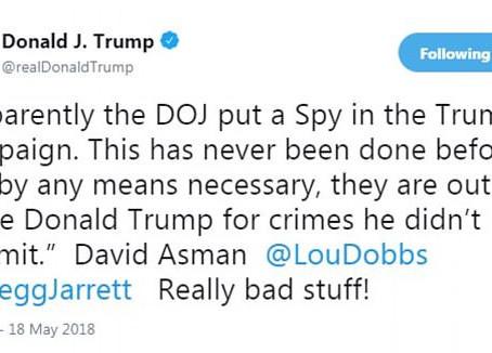 Did The FBI Spy On Trump?