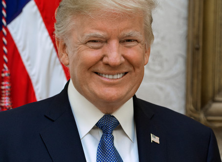 Donald J. Trump: The Invincible President