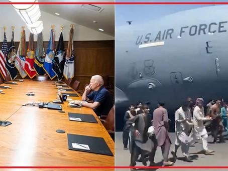 Joe Biden Failed America in Afghanistan Debacle