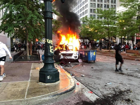 Rioting Is Not The Answer