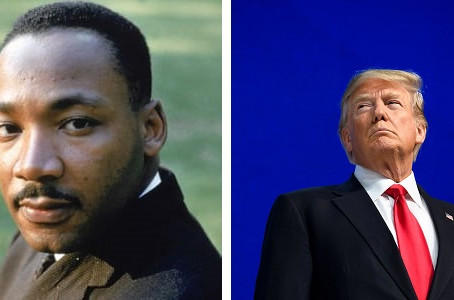 A Tale of Two Americas: Dr. King and President Trump