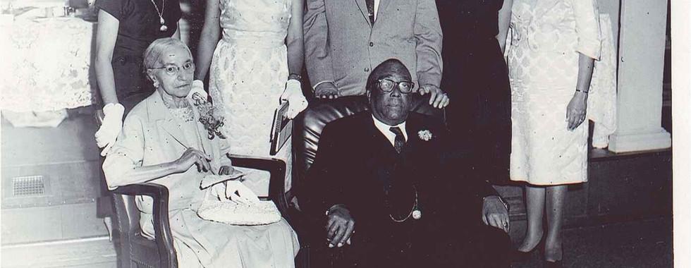 Etta and Willie Varnado Family