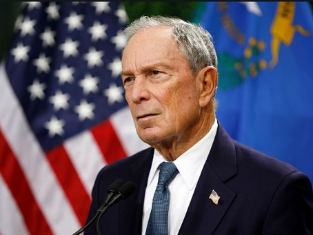 Michael Bloomberg is Right