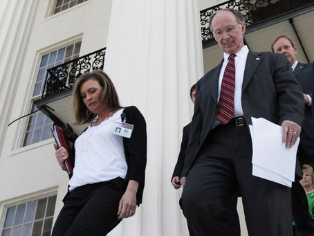 Executive Betrayal - Robert Bentley's Fleecing of Taxpayers and Donors – Part 2