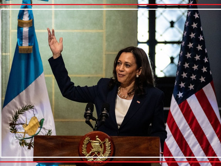 """The Biden-Harris """"Do Not Come"""" Immigration Policy is Racist"""