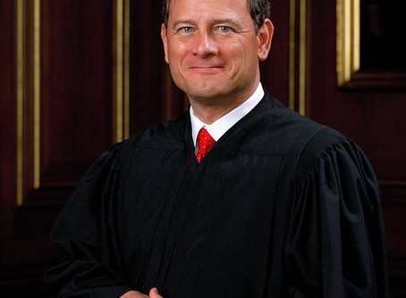 U.S. Supreme Court Chief Justice Roberts Should Set the Rules of Evidence for Trump's Impeachment