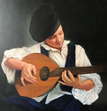 Portrait of Brian